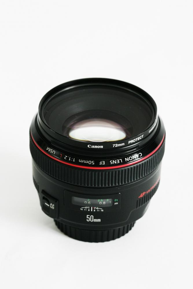 50mm F:1.2 £29 per day