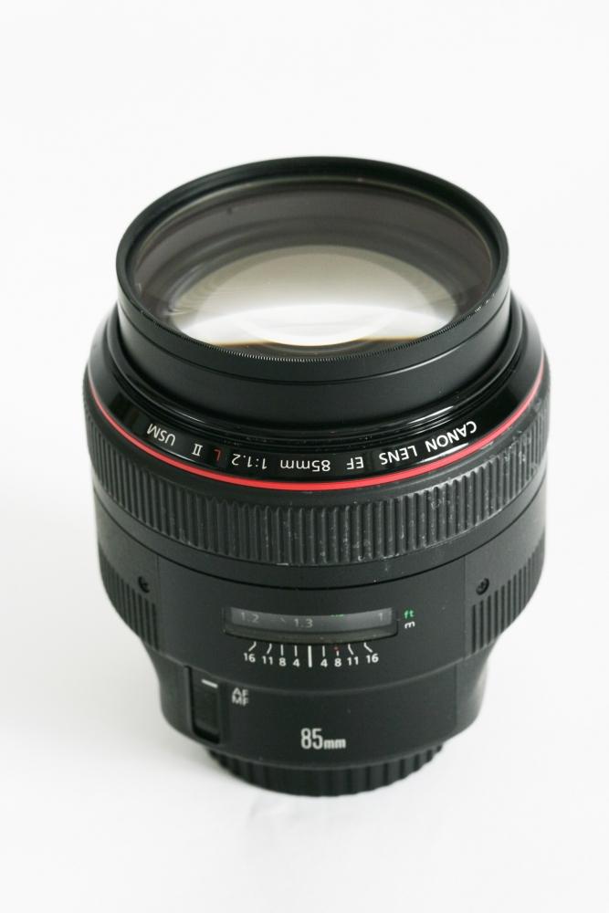 85mm F:1.2 £30 per day