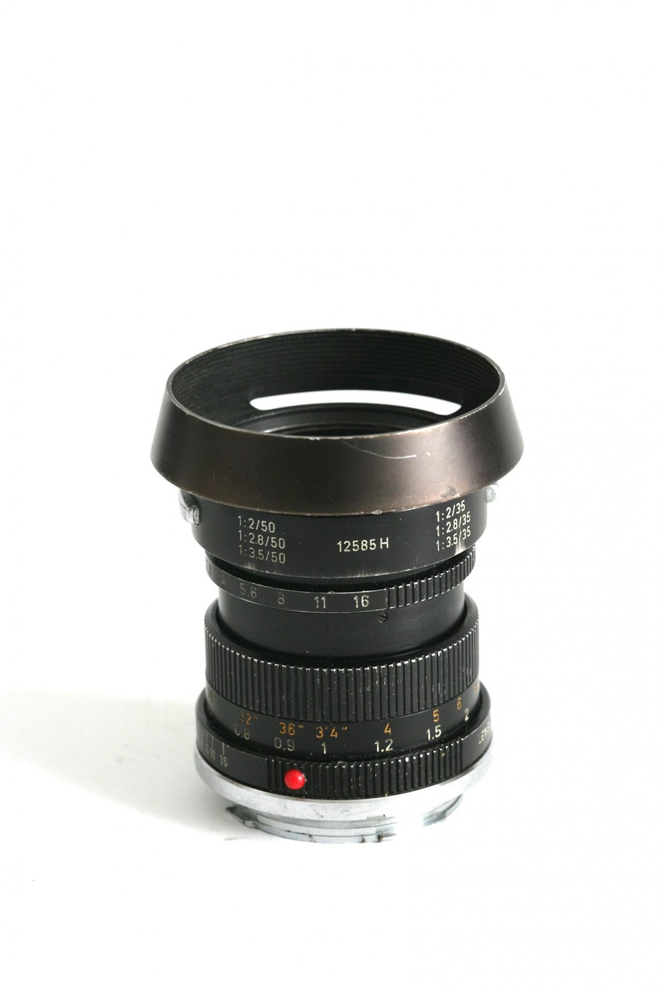 50mm F:2 £40-00