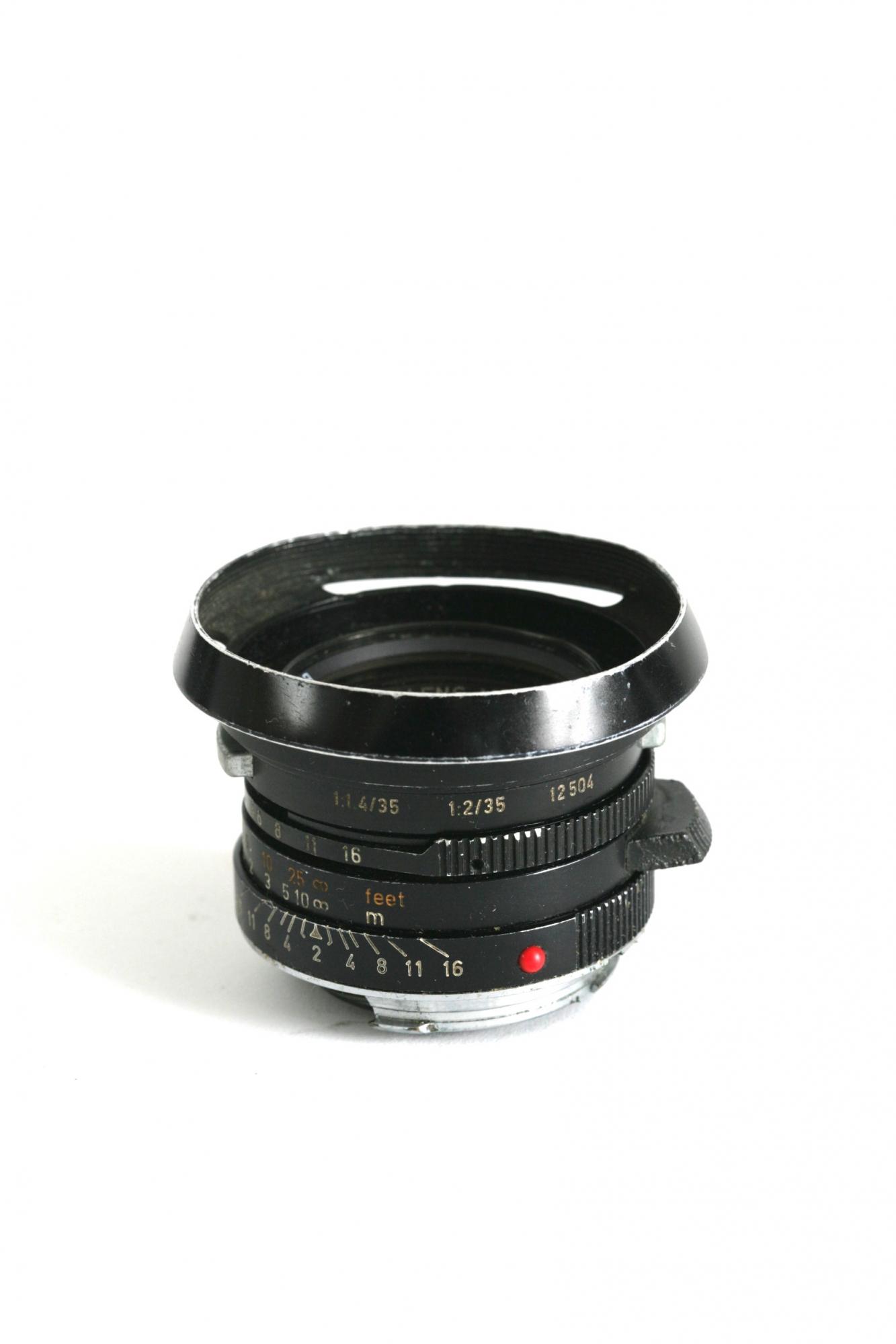 35mm F:2 £40-00