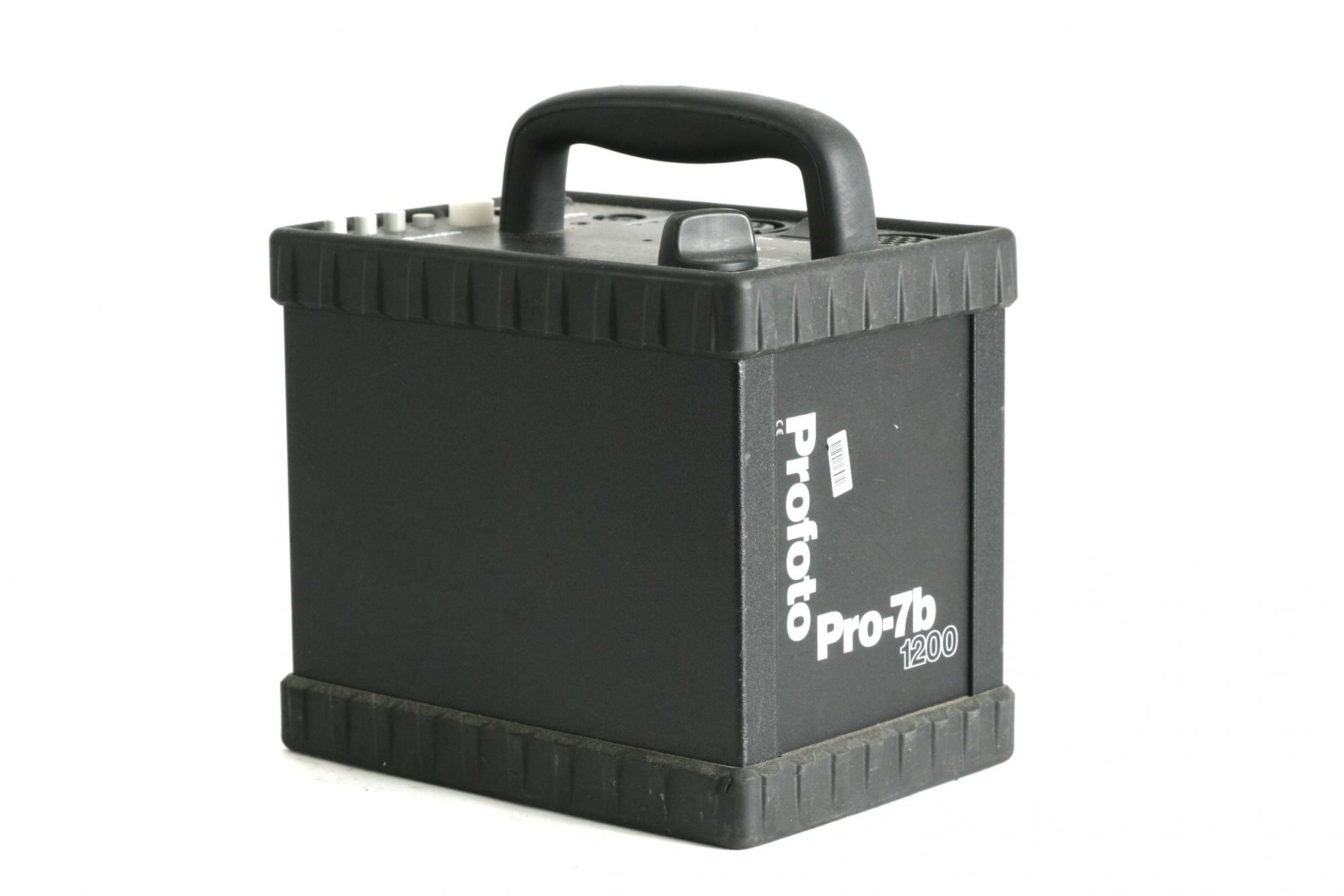 3 x Profoto 7b generators + Chargers £45-00 per generator.
