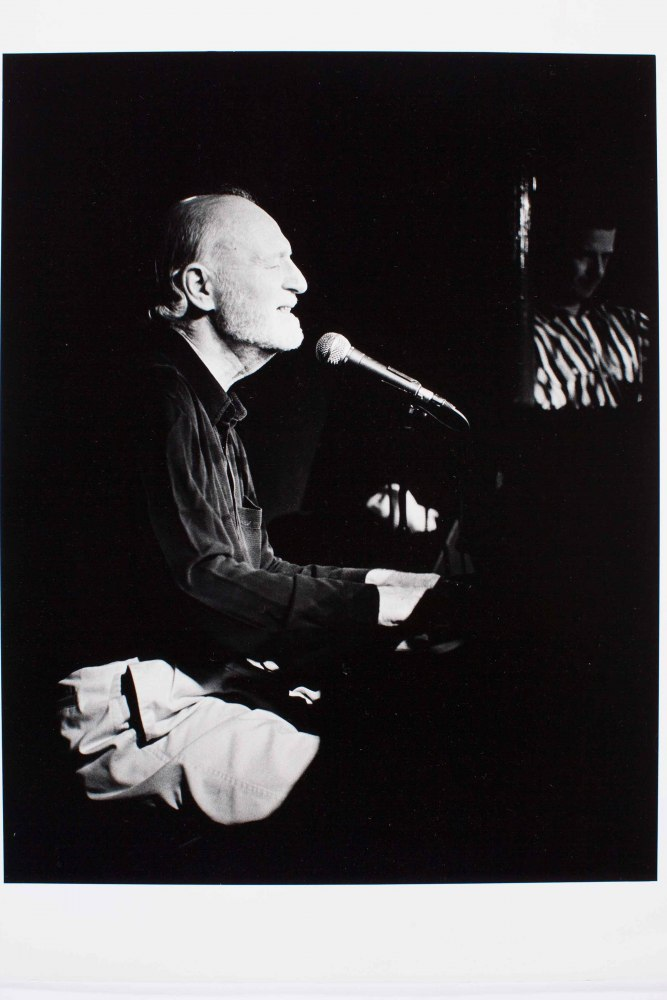 Mose Allison at the Pizza Express Dean Street