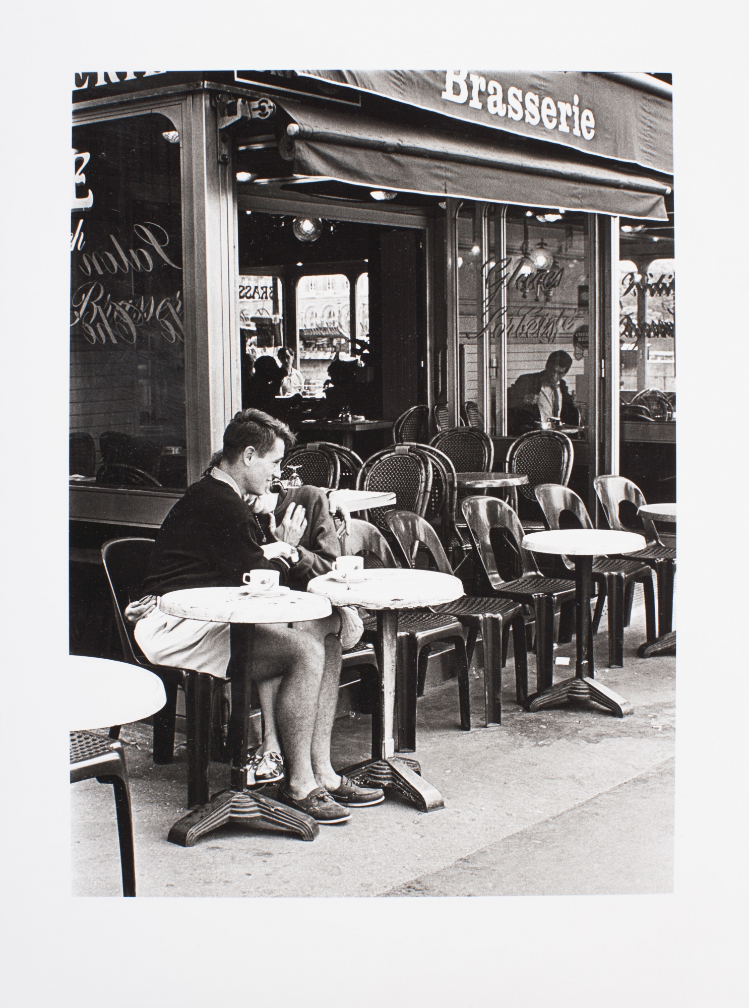 Paris in the spring.Street Photography.