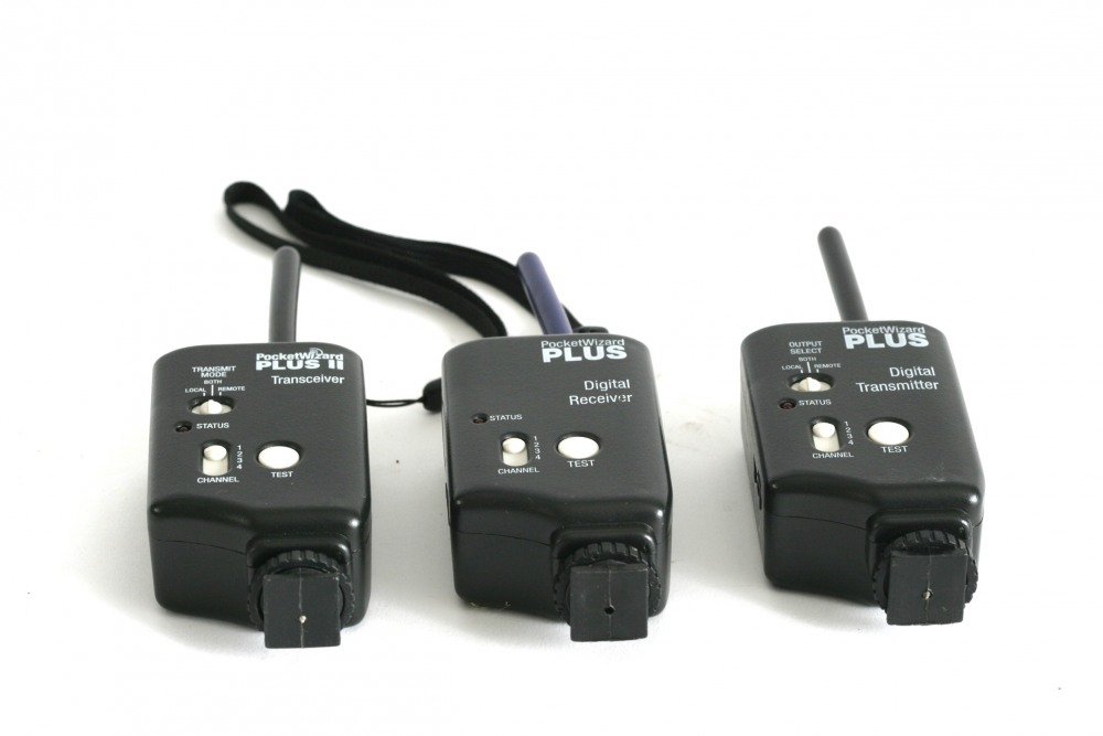 5 x wizard wireless units